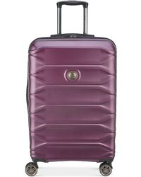 """Delsey - Meteor 24"""" Hardside Expandable Spinner Suitcase - Lyst"""