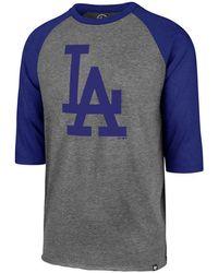 cc9ad4115 Majestic Boys' Jackie Robinson Brooklyn Dodgers Player T-shirt in ...