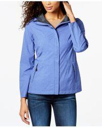 32 Degrees - Hooded Waterproof Breathable Raincoat - Lyst