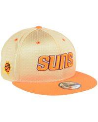 online retailer 3bbd9 2bd3e KTZ - Phoenix Suns Champagne 9fifty Snapback Cap - Lyst