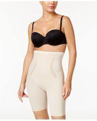 Maidenform - Firm Foundations High-waisted Thigh Slimmer Dm5001 - Lyst