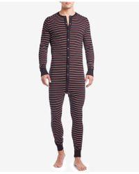 2xist - Men's Cotton Jumpsuit Pajamas - Lyst
