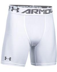 Under Armour - Men's Compression Shorts - Lyst