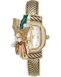 Charter Club - Gold-tone Holly Bracelet Watch 25mm, Created For Macy's - Lyst