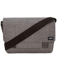 Jack Spade - Men's Tech Oxford Zip Messenger Bag - Lyst
