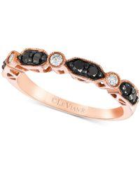 Le Vian - Diamond Ring (3/8 Ct. T.w.) In 14k Rose Gold - Lyst