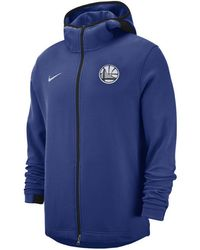 fa4d08500d7 Lyst - Nike Golden State Warriors Therma Flex Showtime Men s Nba ...