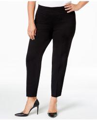 Nine West - Plus Size Skinny Pants - Lyst