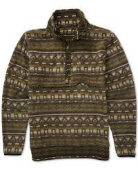 Billabong - Boundary Mock-neck Sweater - Lyst