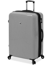 "London Fog - Cambridge 29"" Hardside Spinner Suitcase - Lyst"