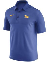 Nike - Pittsburgh Panthers Elite Coaches Polo - Lyst