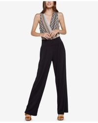 BCBGeneration - Pull-on Wide-leg Pants - Lyst