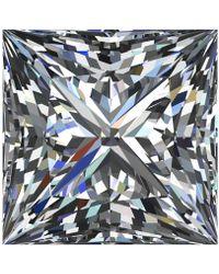 Macy's - Gia Certified Diamond Princess (1/2 Ct. T.w.) - Lyst
