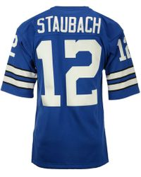 super popular cecfa 88b44 Roger Staubach Dallas Cowboys Authentic Football Jersey