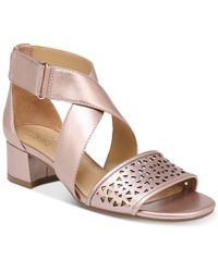 Naturalizer - Adaline 2 Sandals - Lyst