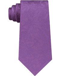 Michael Kors - Men's Classic Paisley Silk Tie - Lyst