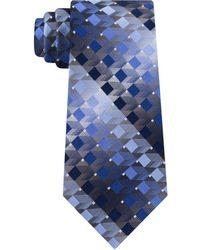 Van Heusen - Hadrian Classic Geometric Tie - Lyst
