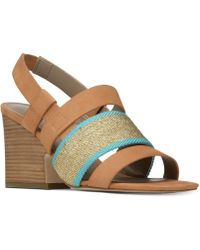 Donald J Pliner - Donald J. Pliner Mae Dress Sandals - Lyst
