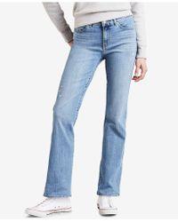 58934255106 Women's Levi's Bootcut jeans On Sale - Lyst