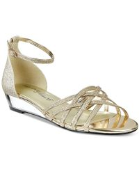 Easy Street - Tarrah Evening Sandals - Lyst