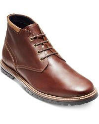 Cole Haan - Ripley Grand Chukkas - Lyst