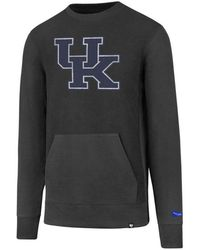 aaac38490 Lyst - 47 Brand  indianapolis Colts - Stealth  Camo Crewneck ...