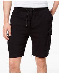 American Rag - Knit Cargo Sweatshorts, Created For Macy's - Lyst