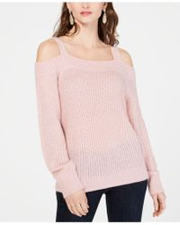 INC International Concepts - I.n.c. Plus Size Cold-shoulder Sweater, Created For Macy's - Lyst