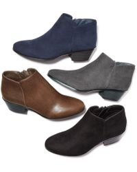Style & Co. - Wileyy Ankle Booties, Created For Macy's - Lyst