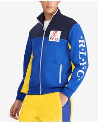 Polo Ralph Lauren - Cp-93 Double-knit Track Jacket - Lyst