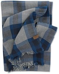 Original Penguin - Men's Over-sized Reversible Woven Scarf - Lyst