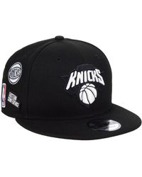 278e70b10f7 Lyst - adidas Originals New York Knicks Playmaker Adjustable Cap in ...