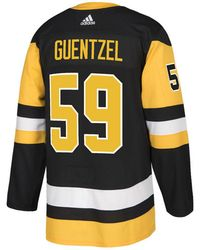 53b1f8603bc6 adidas - Jake Guentzel Pittsburgh Penguins Adizero Authentic Pro Player  Jersey - Lyst