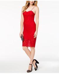 Bardot - Lace Dress - Lyst