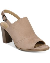 Naturalizer - Logic Dress Sandals, Created For Macy's - Lyst