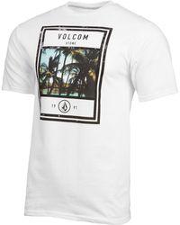 Volcom - Zap Graphic-print T-shirt - Lyst