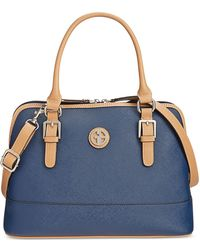 Giani Bernini - Saffiano Dome Satchel, Created For Macy's - Lyst