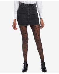 Hue - ® Control-top Star Tights - Lyst