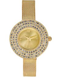 Charter Club - Gold-tone Mesh Bracelet Watch 29mm, Created For Macy's - Lyst