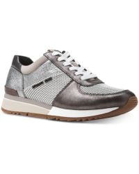 Michael Kors | Michael Allie Trainer Trainers | Lyst