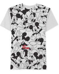 Jem - Repeating Mickey T-shirt - Lyst