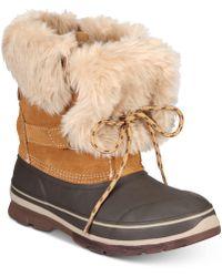 Khombu - Brooke Waterproof Winter Boots - Lyst