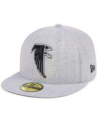 9c290a20 KTZ Atlanta Falcons Nfl Heather Gray Bucket Hat in Gray for Men - Lyst