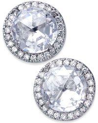 Kate Spade | Pavé & Stone Stud Earrings | Lyst