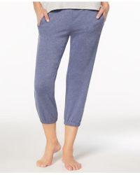 Alfani   Elastic-cuff Jogger Pajama Pants, Created For Macy's   Lyst