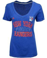 adidas - Women's Hockey Shine T-shirt - Lyst
