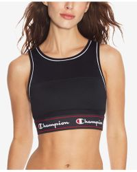 94da24a064 Lyst - Champion B1251o The Absolute Mesh Racerback Graphic Sports ...