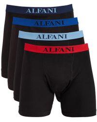 Alfani - 4-pk. Boxer Briefs, Created For Macy's - Lyst
