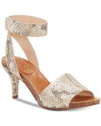 Vince Camuto - Odela Dress Sandals - Lyst