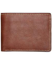 Patricia Nash - Men's Tuscan Leather Billfold - Lyst